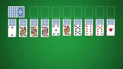 free spider solitaire green felt no downloads